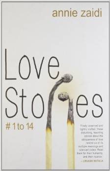 Annni Zaidi – Love Stories :: The Indian Short Story in English